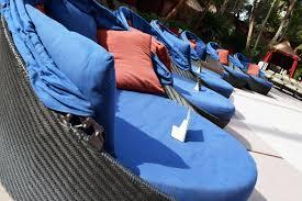 Outdoor Lounge Vis A Vis Ti Las Vegas Pool And Cabanas Treasure Island Pool Parties