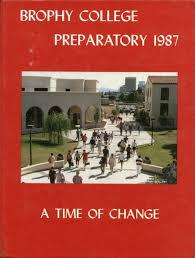 college yearbooks online 1987 brophy college preparatory school yearbook online az