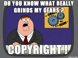 Meme Copyright - copyright laws in other words easy money my social