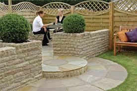 garden walls stone natural stone walling marshalls