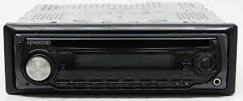 kenwood kdc 138 aftermarket used 50 watts x 4 cd player radio rca