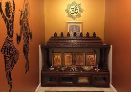 Mandir Decoration At Home Pooja Room Designs In Hall Pooja Room Home Temple Pooja Ghar