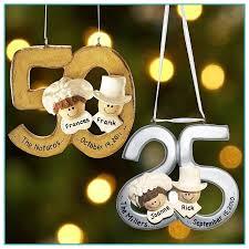 anniversary christmas ornament wedding anniversary christmas ornament
