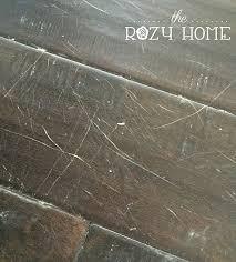 Floor Scratch Repair Cat Scratch Fever How To Fix Scratches In Wood Floors Cat
