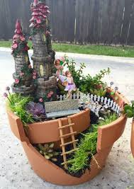 Fairy Garden Craft Ideas - 8124 best fairy garden images on pinterest fairies garden gnome