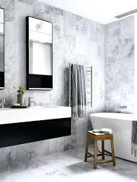 black and white bathroom decorating ideas black and white tile bathroom decorating ideas black and white