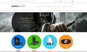 buy computer games drop ship website business for sale online