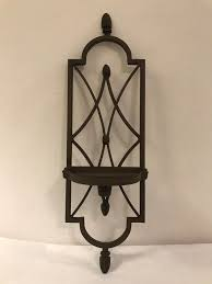 Yankee Candle Wall Sconce Southern Living At Home Cordova Candle Wall Sconce 40974 Retired