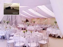 Wedding Drape Hire A Glamorous Marquee Wedding At Broyle Place Lewes Bows Hire