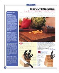 knives in the kitchen kitchen kapers 2008 catalog by kitchen kapers issuu