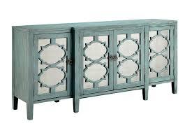 Break Front Cabinet One Allium Way Honalee Breakfront 4 Door Credenza Accent Cabinet