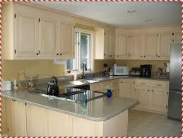Staining Kitchen Cabinets Without Sanding Restaining Oak Cabinets Cream Color Everdayentropy Com
