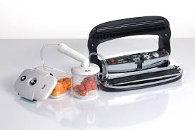 Esszimmerst Le H Sta Now Vakuumiergerät Vakuumierer Lava V 333 Black Edition Neu Ebay
