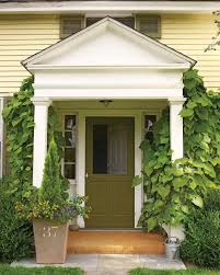 paint your house number on a planter martha stewart