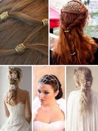 celtic wedding hairstyles celtic inspired hairstyles relocating to ireland