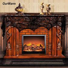 these halloween fireplace mantels will inspire you to create a