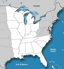 us map middle states map 18 middle and southern states of the united states worksheet