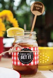 Rustic Backyard Party Ideas 87 Best Baby Q Barbecue Baby Shower Images On Pinterest Spa