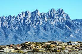 New Mexico mountains images Walk in the footsteps of billy the kid and apollo astronauts at