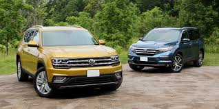 black volkswagen atlas compared how does the atlas stack up against the competition