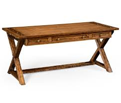 living style walnut desk