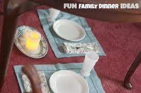 Fun Breakfast For Dinner Ideas Fun Themed Dinner Nights For Kids