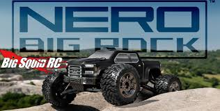 big monster trucks videos arrma nero big rock 6s blx with video big squid rc u2013 news