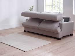 Modern Single Sofa Daphne Upholstered Sofa Bed Living It Up