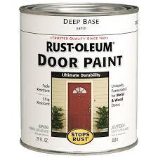stops rust door paint product page