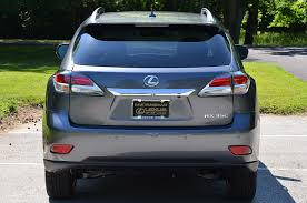 lexus rx300 edmunds take a look at this stunning new 2013 lexus rx 350 in new nebula