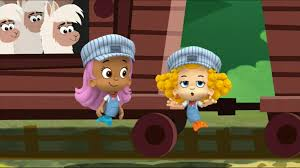 triple track train race quotes bubble guppies wiki fandom