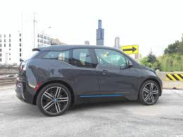 opel chicago auto review 2015 bmw i3 plug in car is an odd city car chicago