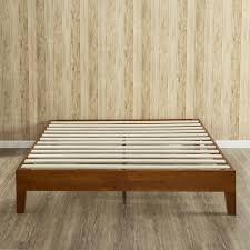 king size platform bed with headboard king size platform bed