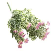 aliexpress com buy 1pc artificial fake flowers wild