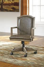 Wood Swivel Desk Chair by Home Office Swivel Desk Chair Jr Furniture