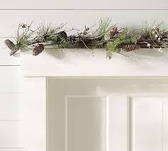 Pottery Barn Christmas Mantel Decorations 42 best wreaths images on pinterest christmas ideas holiday