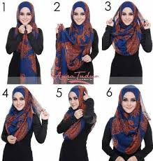 tutorial jilbab pashmina simple modern pin by online on محجبات pinterest hijabs scarves and abayas