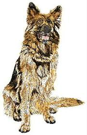 belgian shepherd embroidery design machine embroidery designs dogs 1