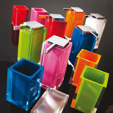 bright designer freestanding bathroom accessories collection bright