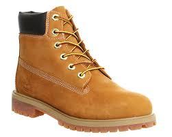 s 6 inch timberland boots uk timberland juniors 6 inch premium waterproof boots wheat nubuck