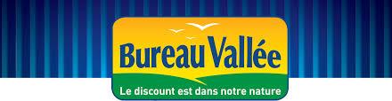 logo bureau vallee discount durable inscrit dans l adn de bureau vallée