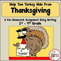 s take out thanksgiving compare and contrast freebie