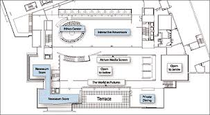 newseum floor plan private dining and capitol terrace newseum