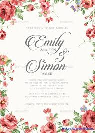 Wedding Invatation 100 Best Wedding Invitation Card Print Templates 2015 Frip In