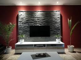 steinwand wohnzimmer gips 2 steinwand die farben sind nicht schön aber die idee in hellen