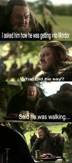Sean Bean Memes - one does not simply combine two sean bean roles for silly a meme