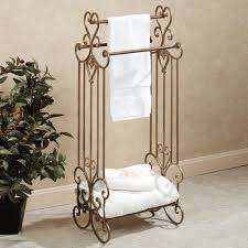 Towel Rack Ideas For Small Bathrooms 12 Towel Holder And Storage Ideas For Small Bathroom Top