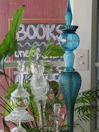 298 best glass totems flowers images on garden
