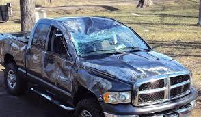 wrecked dodge trucks junk cars laporte michigan city