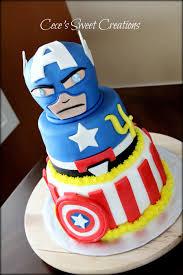 captain america cakes captain america birthday cake cakecentral